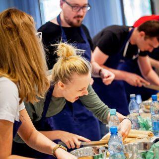 Warsztaty kulinarne - impreza integracyjna